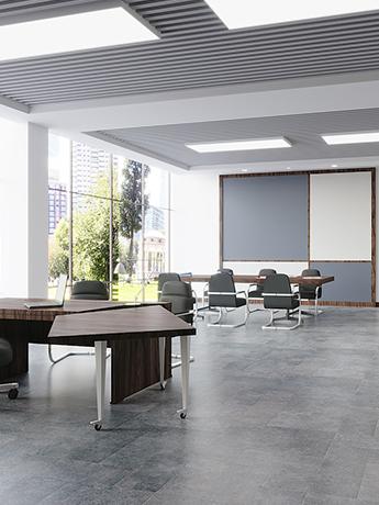 防眩光扩散板应用-办公室